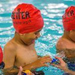 February half term swim courses at Leyton Leisure Centre