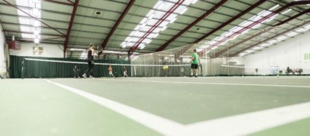 Islington tennis indoor court