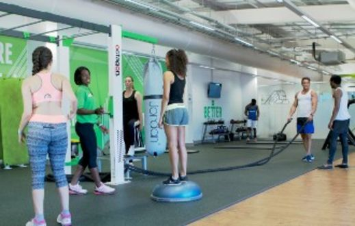 Functional fitness stamina