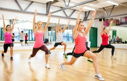 Total Body Condition Fitness Class in Bath Sports and Leisure Centre