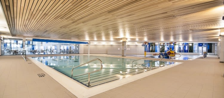 Swimming At Better York Leisure Centre