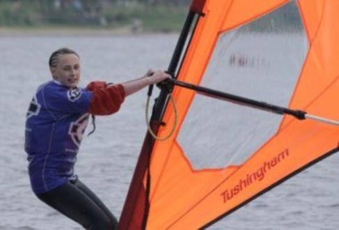 Windsurfing at Better
