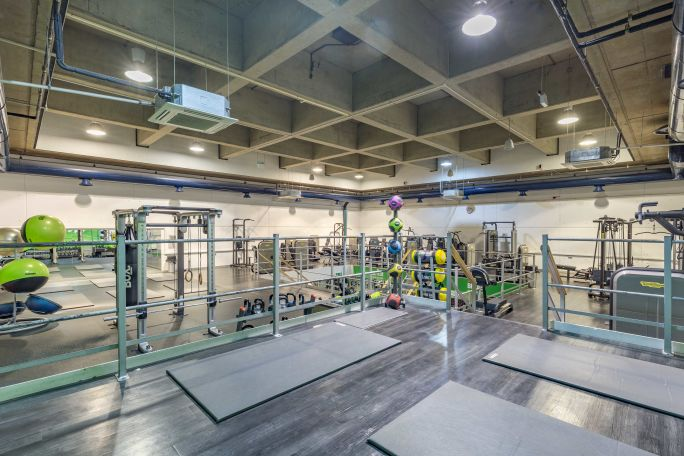 better gym oasis sports centre