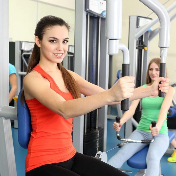 Junior gym girls