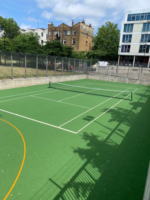 Tennis At Swiss Cottage Leisure Centre Better