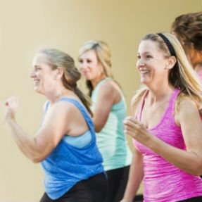 Zumba classes for everyone