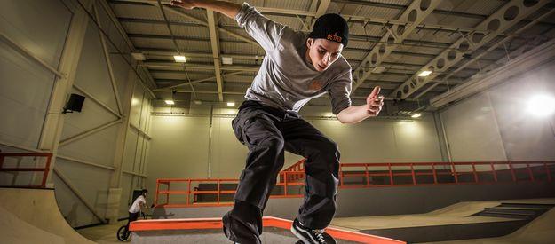 Skate - Sutcliffe Park Sports Centre
