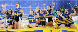 Aqua splash soft play
