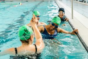 Adult swimming 300
