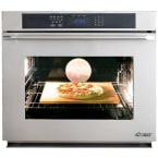 "Dacor Renaissance 27"" Stainless Steel Electric Single Wall Oven - Convection"