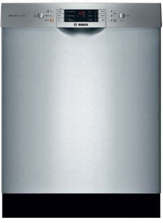"""800 Series 24"""" Stainless Steel Full Console Dishwasher - Energy Star"""