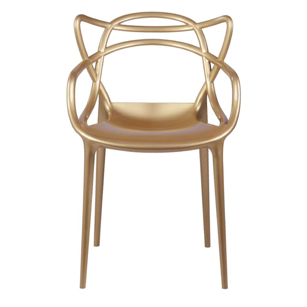 Brand Name Gold Dining Chair