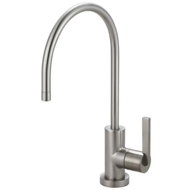 Gourmetier Continental Satin Nickel Water Filtration Faucet