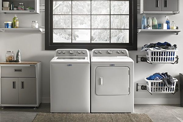 Maytag Bravos Washers and Dryers