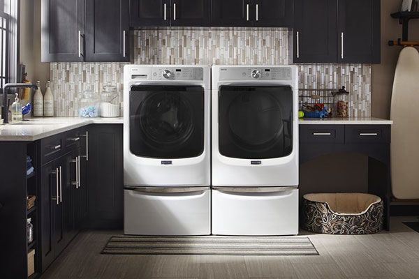 Maytag Maxima Washers and Dryers