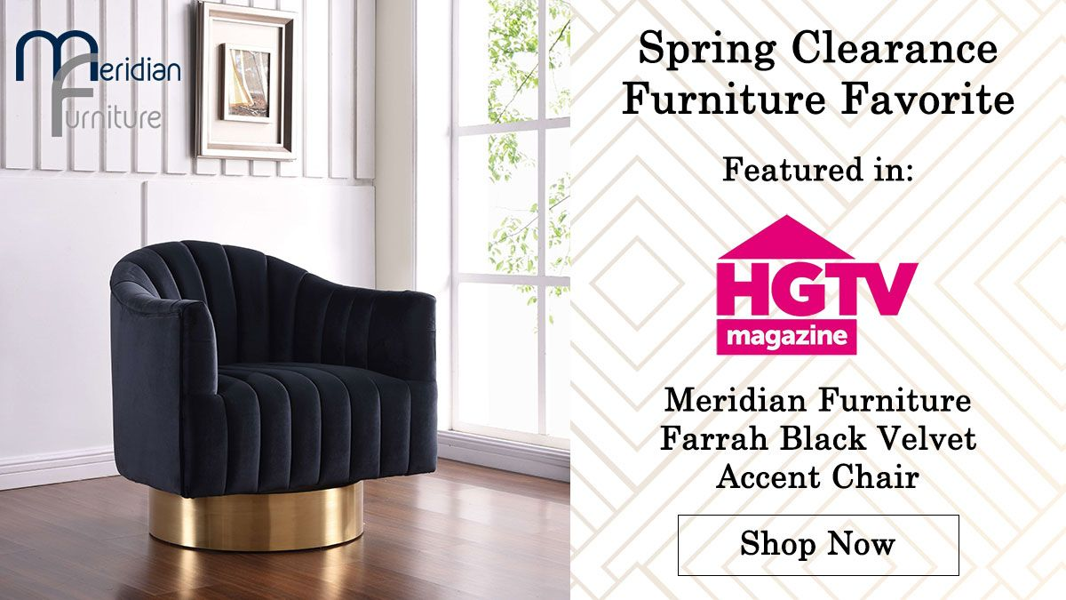 Spring Clearance Featured Furniture Deal
