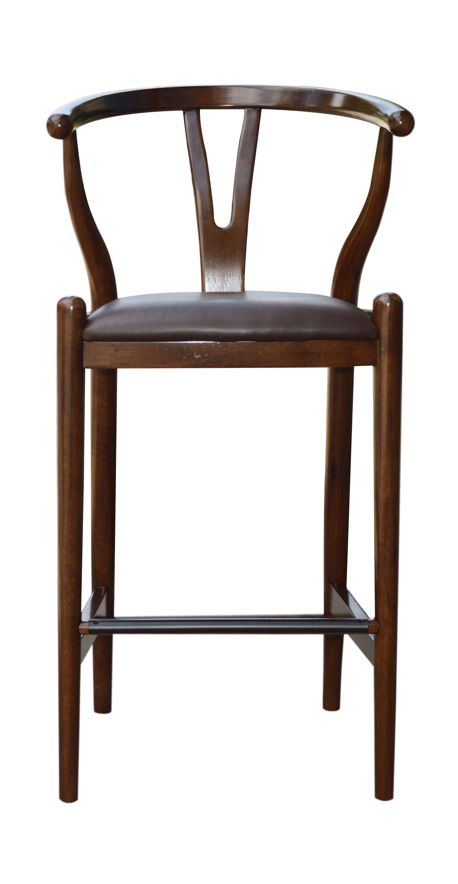 Boraam Wishbone Cappuccino 24 Quot Counter Stool Amp Reviews