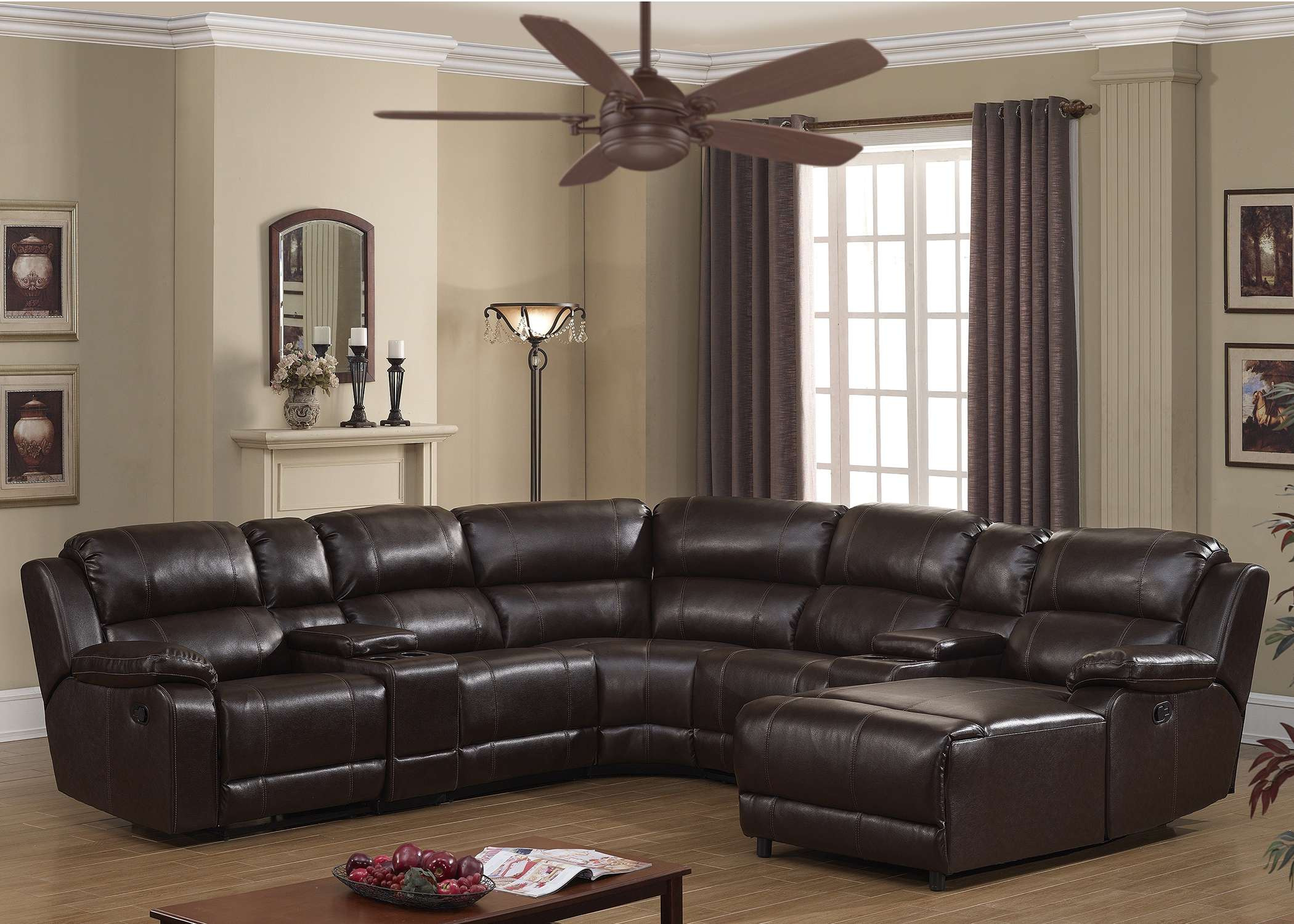 Attrayant Colton 7 Piece Sectional