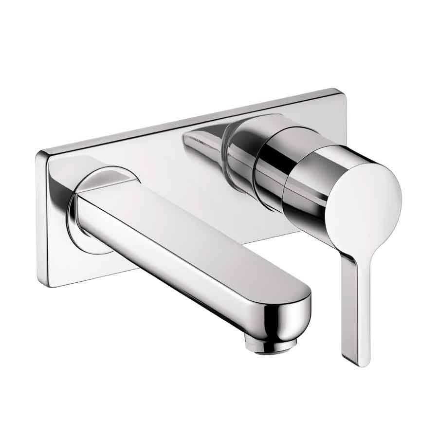 Hansgrohe REQUIRES ROUGH IN # 13622181 to install Metris Wall Mount ...