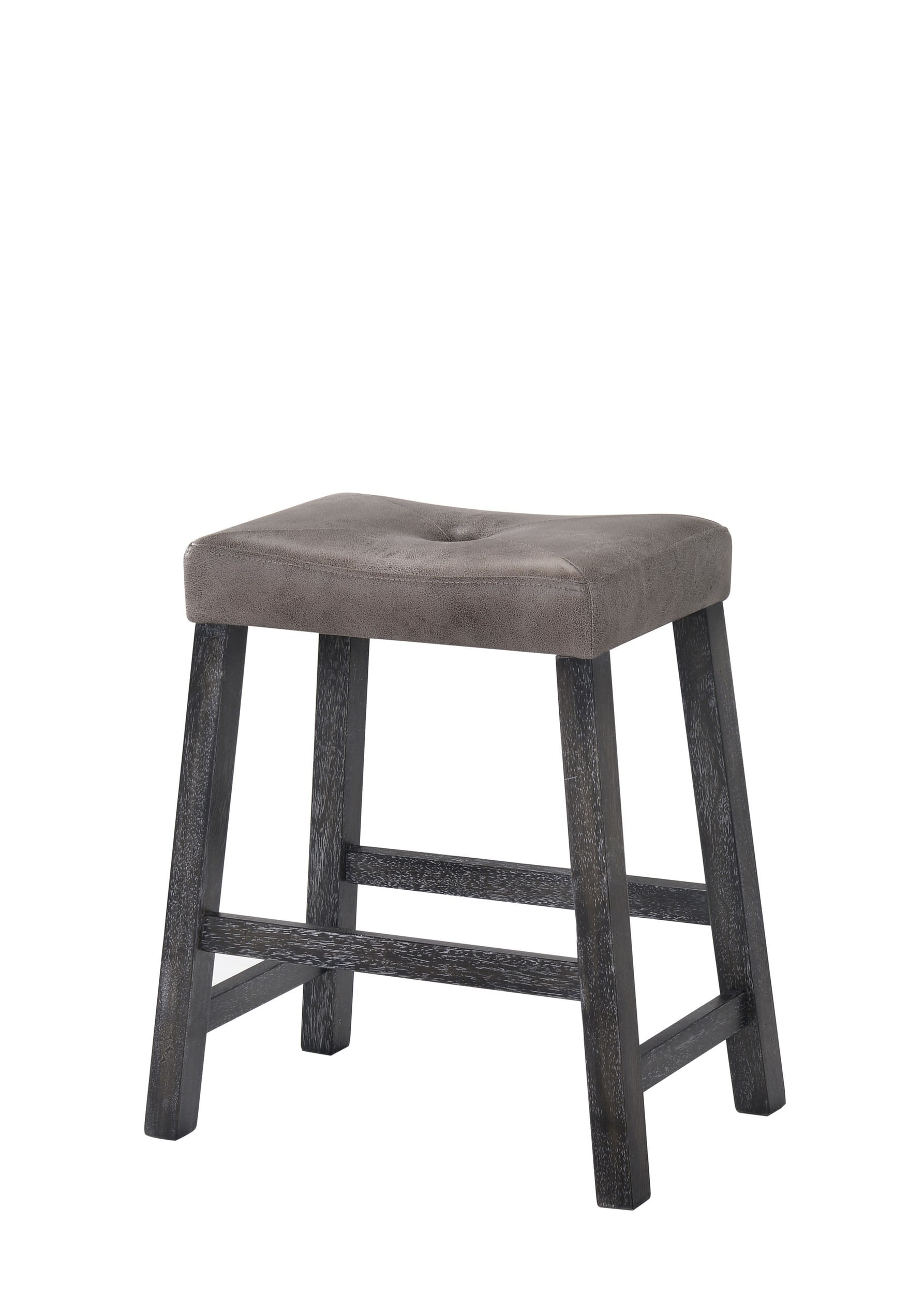 Lane Furniture Chatham Charcoal Brown Counter Stool Set Of 2