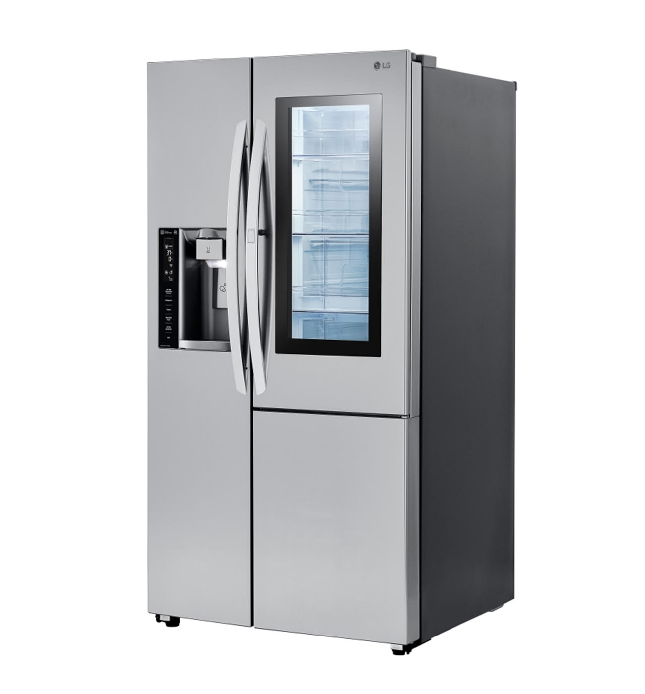 d5f2c0768d5 LSXC22396S by LG - Side-By-Side Refrigerators