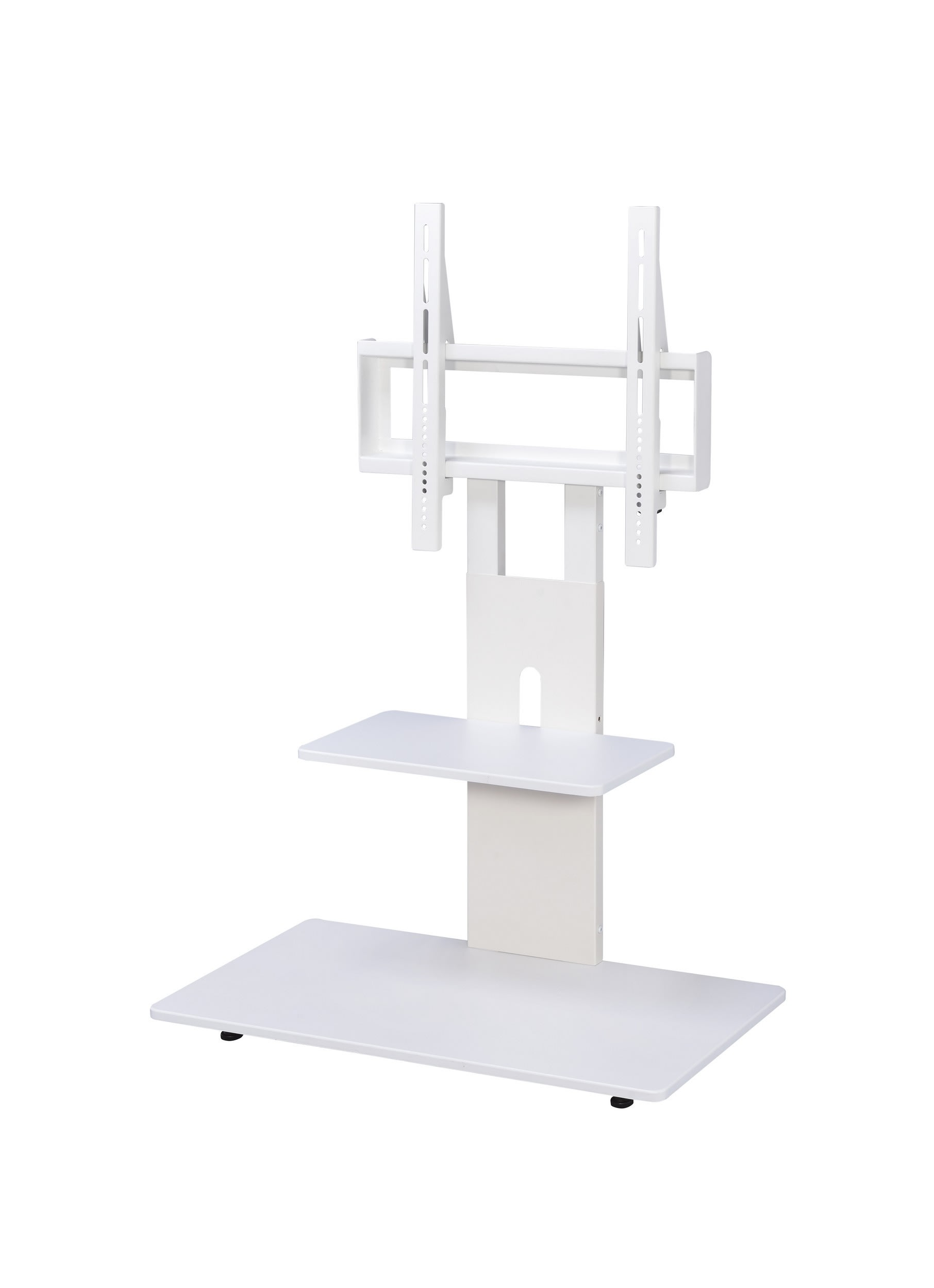 Proman Products White Tv Stand With Mount Reviews Goedekers Com