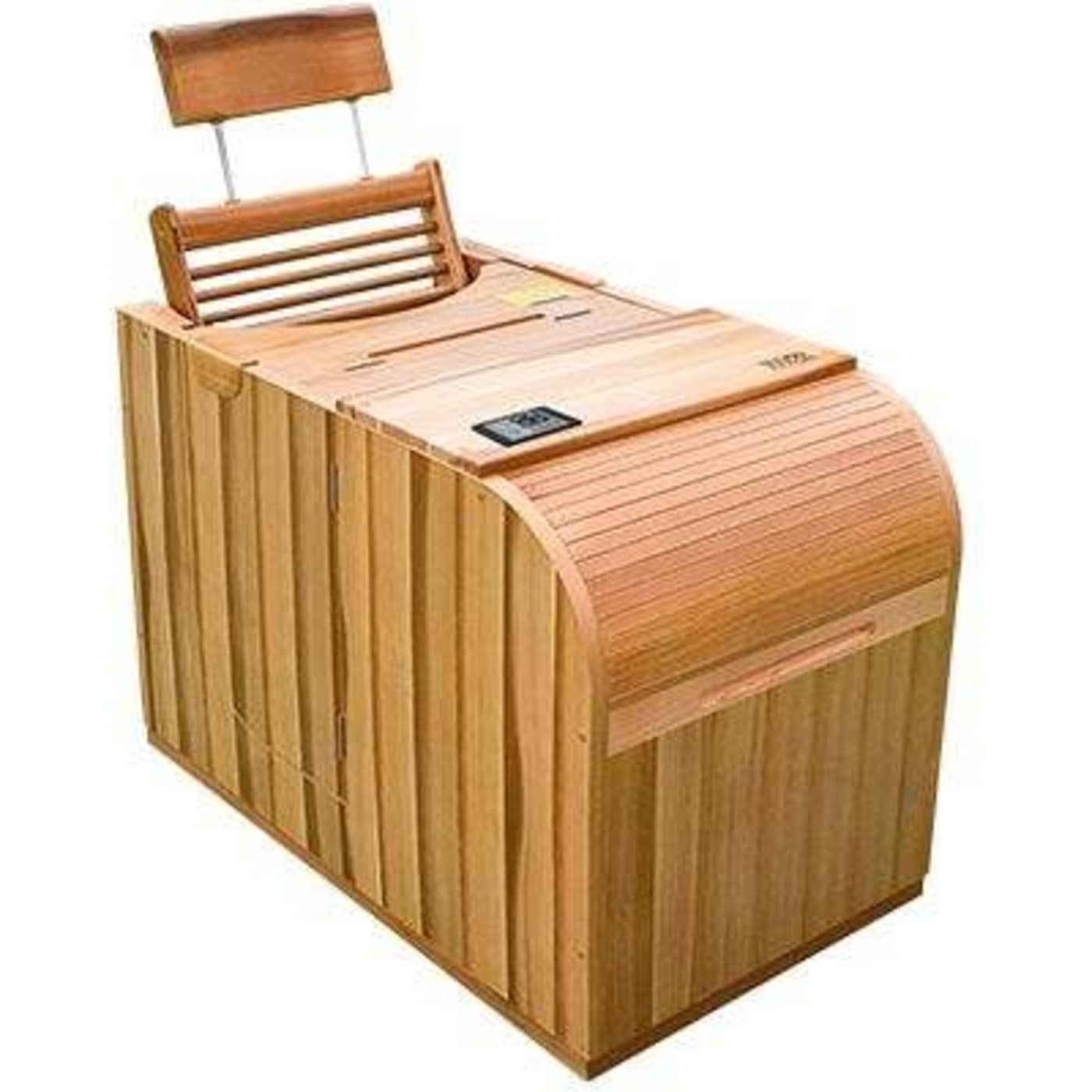 health mate essential lounge personal infrared sauna goedekers com