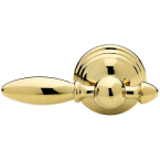 Delta Victorian Tank Lever 75060-PB Polished Brass