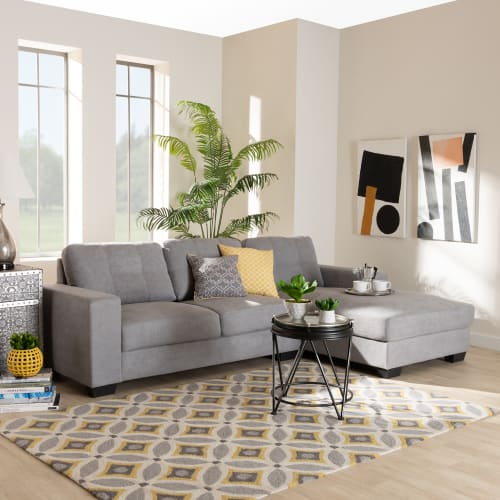 Superb Sectional Sofas L Shaped Couches Goedekers Short Links Chair Design For Home Short Linksinfo