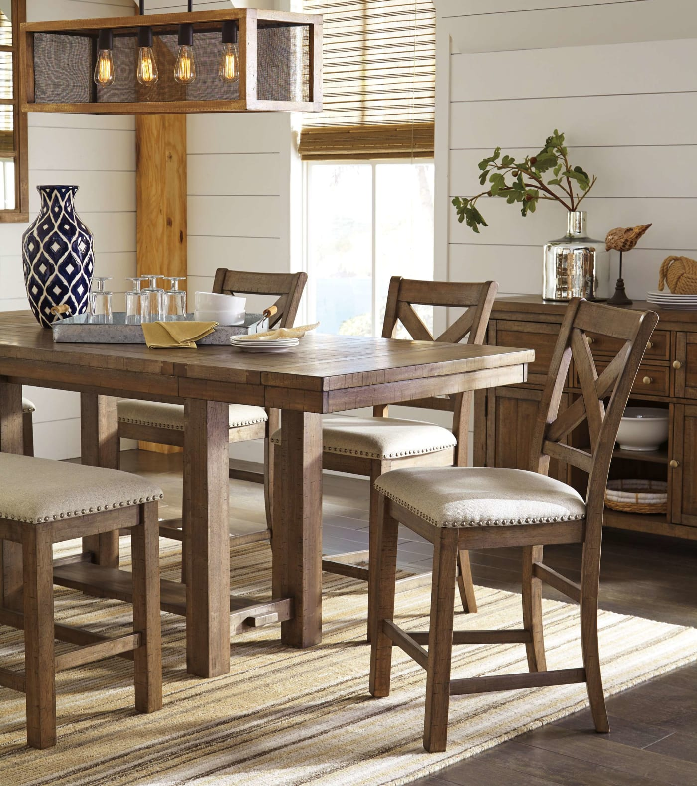Costco Dining Room Table and Chairs