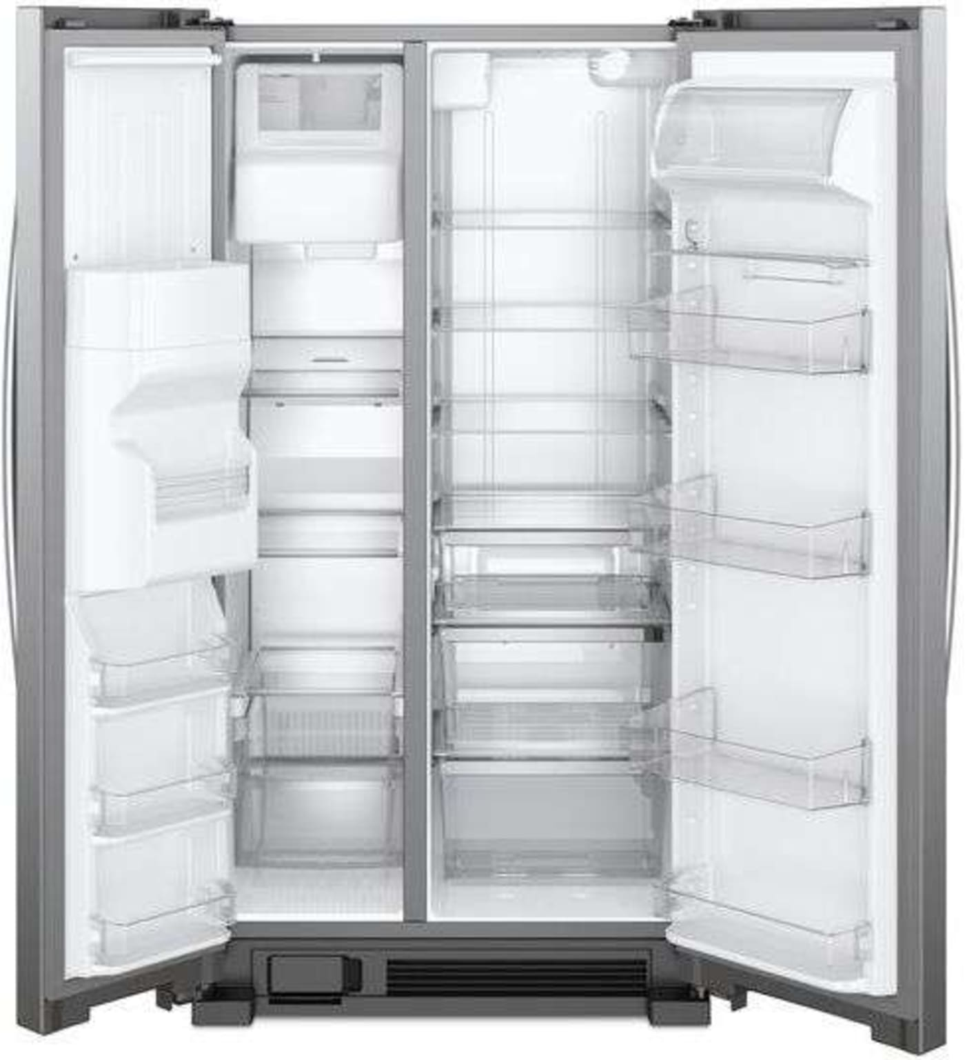 Wrs325sdhz By Whirlpool Side By Side Refrigerators