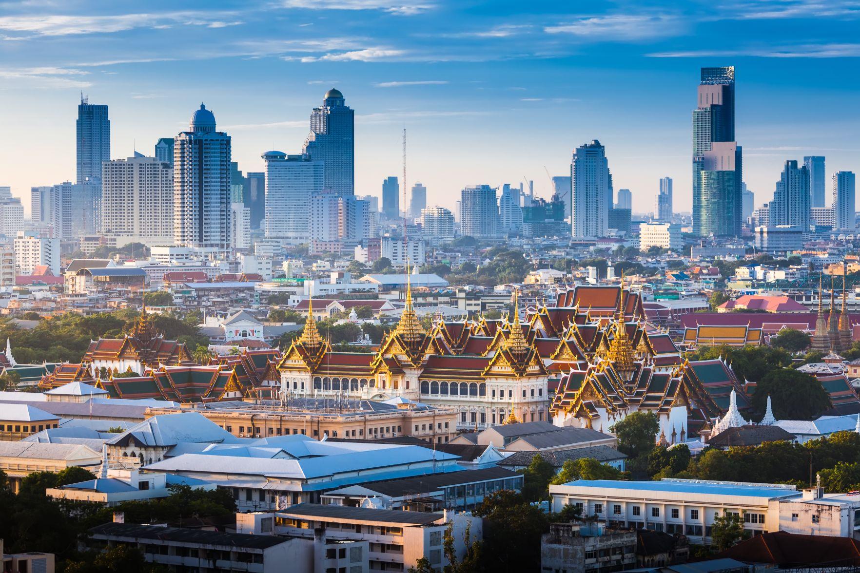 Visit Bangkok Temple in Bangkok Thailand