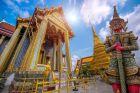 Grand Palace Bangkok During the Day