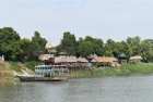 Boat Ride Along the Silk Islands on River