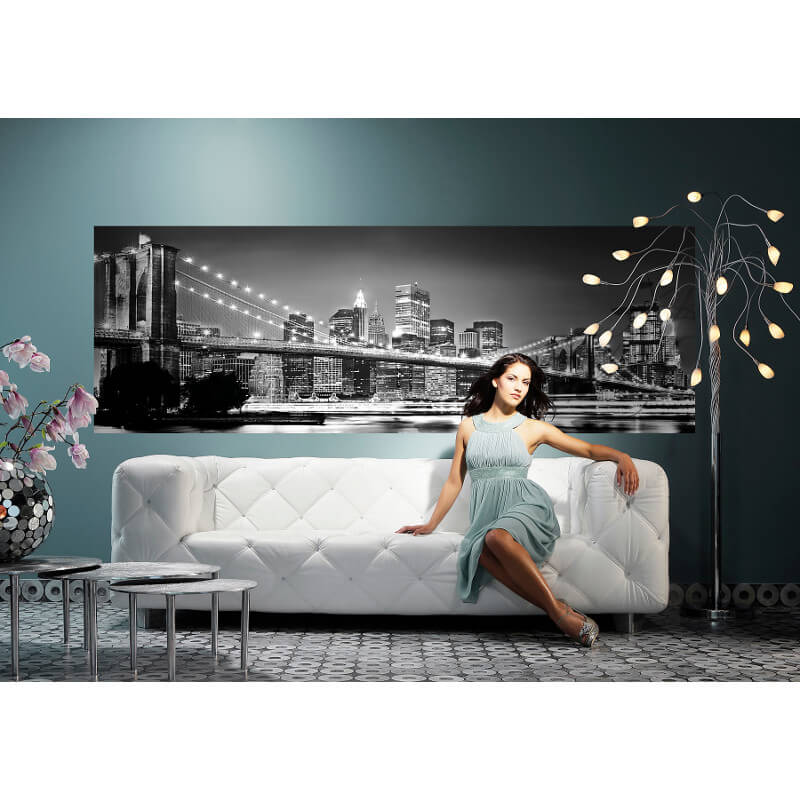 Komar Brooklyn Bridge Scene Wall Mural   4 320 Part 26