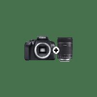 Canon EOS 1300D + EF-S 18-135 mm lens