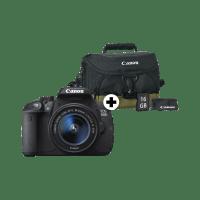 Canon EOS 700D + EF-S 18-55mm S VUK lens