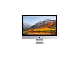"Apple iMac 27"" Retina 5K (Early 2019) - English (QWERTY)"