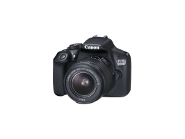 Canon Camera with lens EOS 1300D EF-S 18-55MM