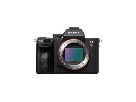 Sony ALPHA 7 III Body (ILCE7M3)