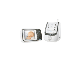 NUK 1942156284 Eco Control plus Video Baby Monitor