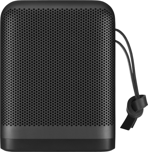 Black B&O Play Bluetooth Speaker Beoplay P6.1
