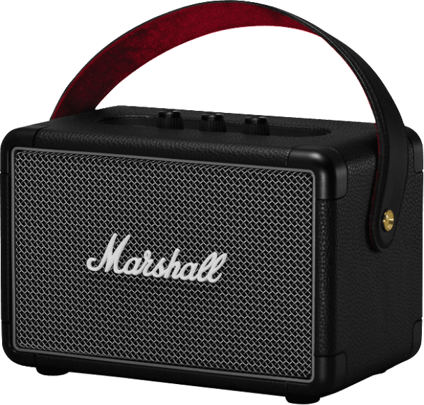 Black Marshall Kilburn II Bluetooth Speaker.3