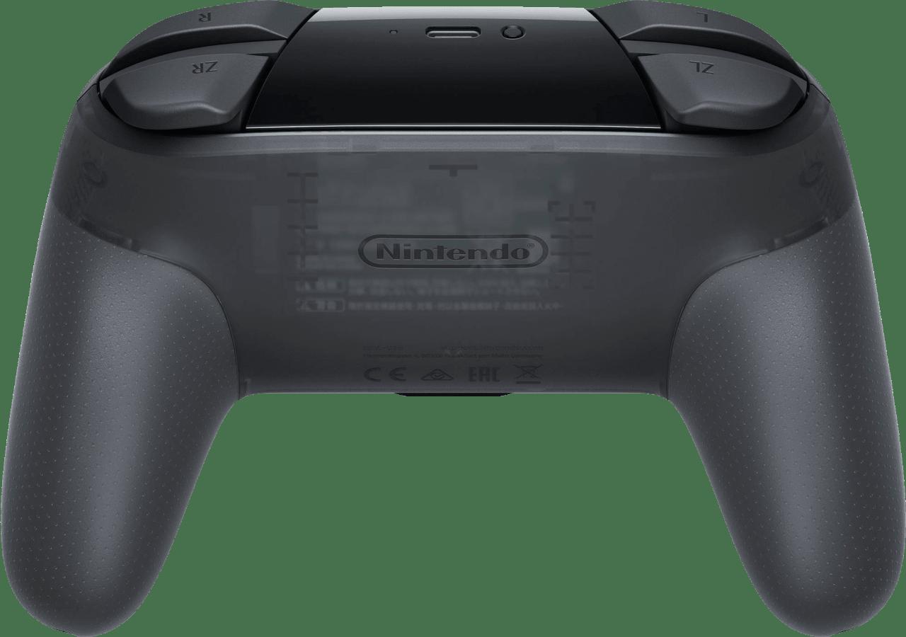 Grau Nintendo Switch Pro Controller.2
