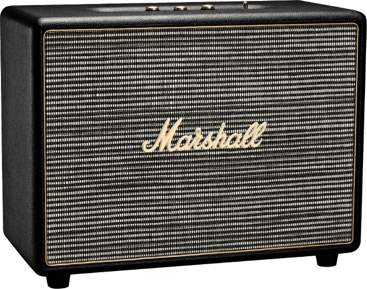 Black Marshall Woburn BT Bluetooth Speaker.1