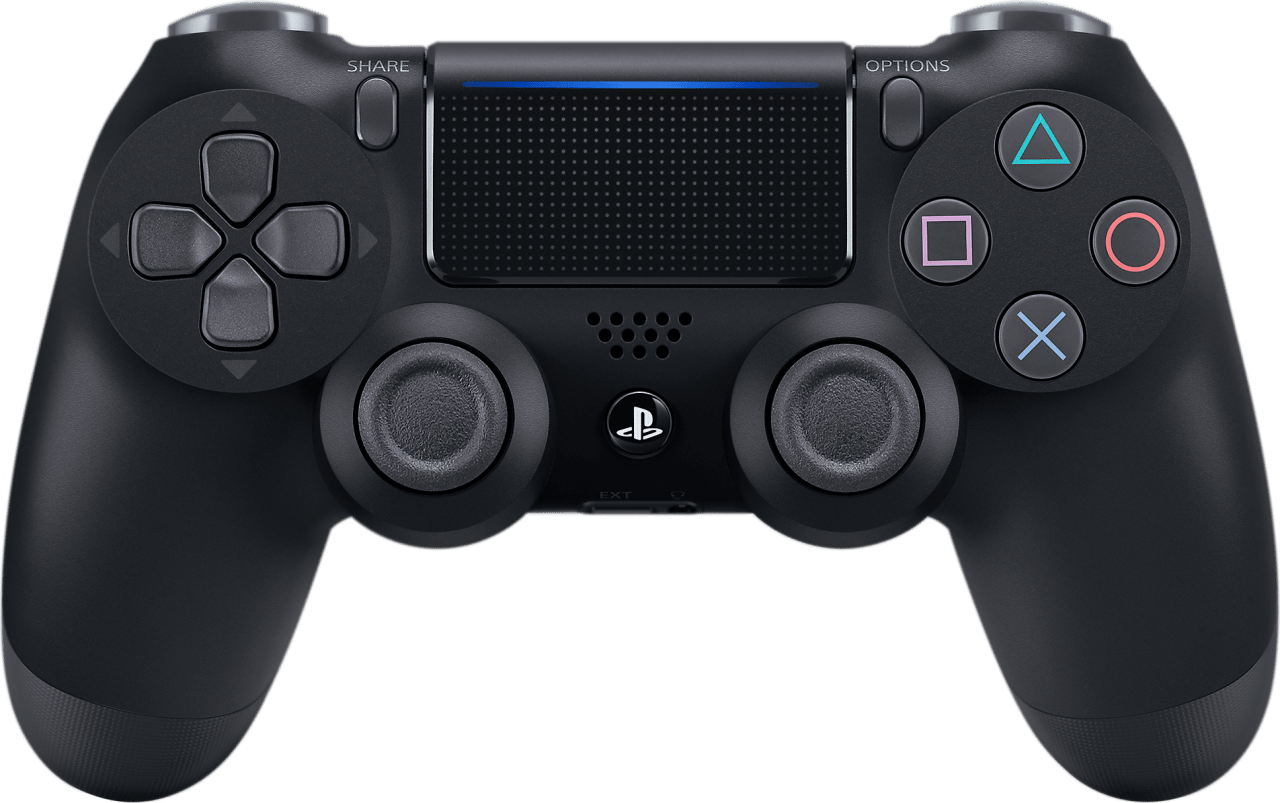 Black Sony PlayStation DualShock 4 Controller.1