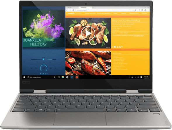 Grey Lenovo Yoga 720.1
