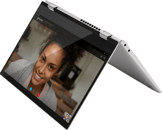Grey Lenovo Yoga 720.4