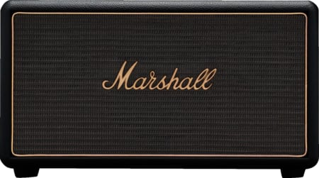 Black Marshall Stanmore WiFi Multiroom Speaker.1