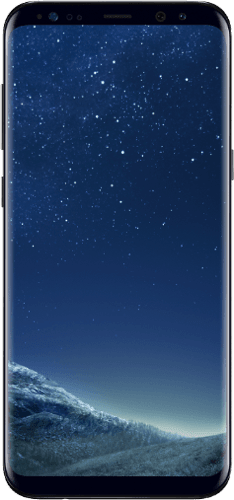 Midnight Black Samsung Galaxy S8 Plus 64GB.1